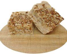 Caramel Apple Pie Cut Fudge