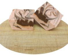 Chocolate Amaretto Cut Fudge