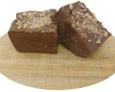Chocolate Heath Cut Fudge