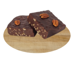 SF Chocolate Pecan Fudge