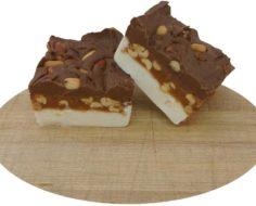 Snickers Cut Fudge (1)