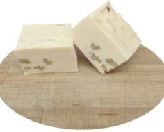Vanilla English Walnut Cut Fudge (1)