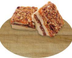 Vanilla Praline Cut Fudge (1)
