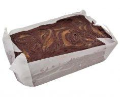 dark chocolate sea salt loaf